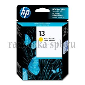 Color Ink-cartridge HP C4817A (yellow) N13 для BIJ 1000/1200/2230/2250/2280/2300/2800/91